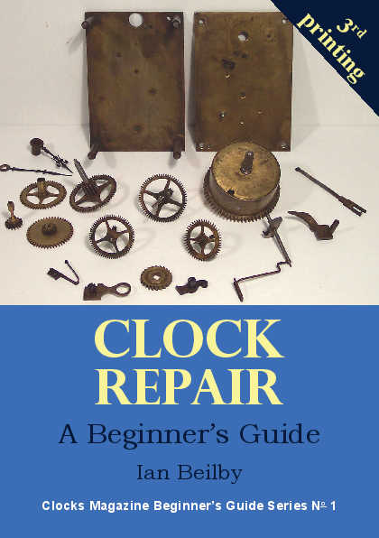 Beginners Guide to Clock Repair, an Xmas gift idea?