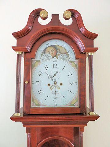Clocks Magazine Making A Grandfather Clock Case