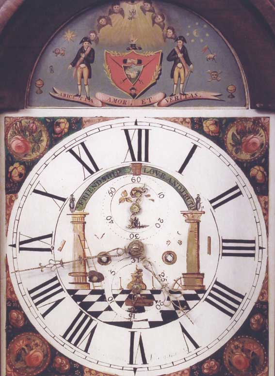 CLOCKS MAGAZINE Letter, Roberts of Todmorden